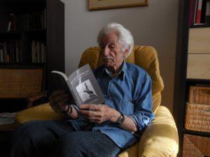 Jacques Faucher découvre son autobiographie
