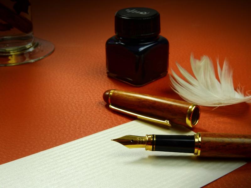 écrire pour une cliente