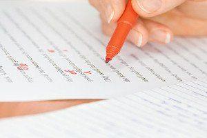 Correction de documents