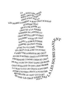 atelier d'écriture et calligramme - Votre Plume 83 écrivain public à Draguignan, Var