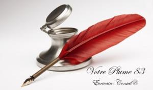 rédaction Votre Plume 83 - écrivain public à Draguignan