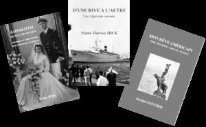 Biographie, récit de vie - Votre Plume 83 écrivain public à Draguignan.