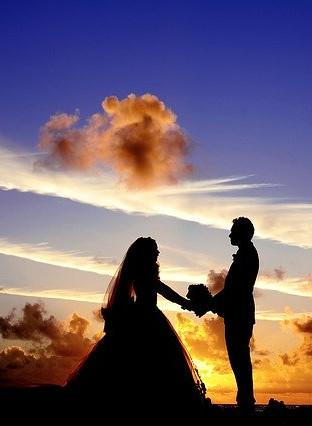 mariage gris